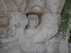 La statua di Clemente